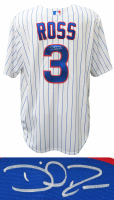 David Ross Signed Cubs Jersey (Schwartz COA) at PristineAuction.com