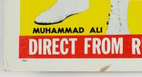 Muhammad Ali & Joe Frazier Signed 14x22 Original 1971 Heavyweight Championship Fight Poster (JSA ALOA) (See Description) at PristineAuction.com