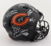 1985 Bears LE Full-Size Eclipse Alternate Speed Helmet Team-Signed by (28) with Mike Ditka, Jay Hilgenberg, Mike Singletary, Richard Dent (Schwartz COA) at PristineAuction.com