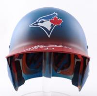Vladimir Guerrero Jr. Signed Full-Size Batting Helmet (JSA Hologram) at PristineAuction.com