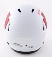 Nick Bolton Signed Chiefs Full-Size Lunar Eclipse Alternate Speed Helmet (Beckett Hologram) at PristineAuction.com