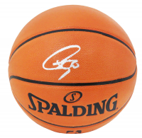 Stephen Curry Signed NBA Game Ball Series Basketball (Fanatics Hologram) at PristineAuction.com