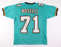 Tony Boselli Signed Jersey (JSA COA) at PristineAuction.com