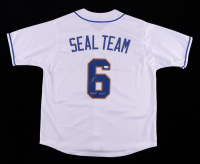 """Robert O'Neill Signed Jersey Inscribed """"Never Quit!"""" (JSA COA) at PristineAuction.com"""