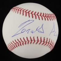 Ronald Acuna Jr. Signed OML Baseball (JSA COA & USA SM Hologram) at PristineAuction.com