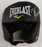 Julio Cesar Chavez Signed Everlast Head Gear (PSA COA) at PristineAuction.com