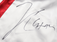 Julio Cesar Chavez Signed Boxing Trunks (PSA COA) at PristineAuction.com