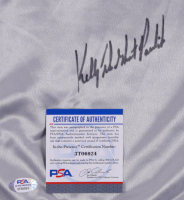 """Kelly """"The Ghost"""" Pavlik Signed Boxing Trunks (PSA COA) at PristineAuction.com"""