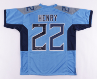 Derrick Henry Signed Jersey (Beckett COA) at PristineAuction.com