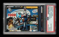 Jimmie Johnson Signed 2011 Press Pass #164 HL (PSA Encapsulated) at PristineAuction.com