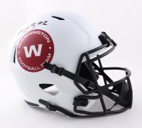 Dyami Brown Signed Washington Full-Size Lunar Eclipse Alternate Speed Helmet (Beckett Hologram) at PristineAuction.com