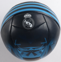 Raul Gonzalez Blanco Signed Real Madrid Logo Soccer Ball (PSA COA) at PristineAuction.com