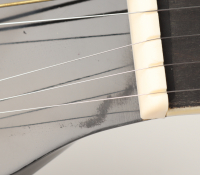 Paul Simon & Art Garfunkel Signed Set of (2) Full-Size Custom Acoustic & Electric Guitars (PSA COA & JSA COA) (See Description) at PristineAuction.com