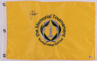 Jack Nicklaus Signed Memorial Tournament Flag (Beckett LOA) at PristineAuction.com