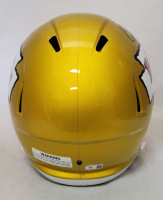 Clyde Edwards-Helaire Signed Chiefs Flash Alternate Full-Size Speed Helmet (Beckett Hologram) at PristineAuction.com