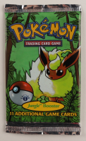 Pokemon First Edition Jungle Booster Pack at PristineAuction.com