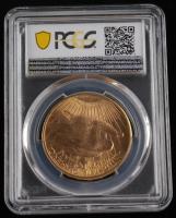 1914-D $20 Twenty-Dollar Saint-Gaudens Double Eagle Gold Coin (PCGS AU58) at PristineAuction.com