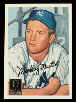 Mickey Mantle 1996 Topps RP 1952 Bowman at PristineAuction.com
