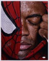 "Stan Lee Signed ""Spider-Man"" 16x20 Photo (JSA COA) at PristineAuction.com"