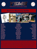 Boston Red Sox 8x10 Mystery Box at PristineAuction.com