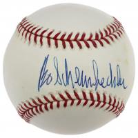 Bo Schembechler Signed OML Baseball (Beckett COA) at PristineAuction.com