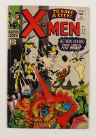 "1966 ""X-Men"" Vol. 1 Issue #23 Marvel Comic Book (See Description) at PristineAuction.com"
