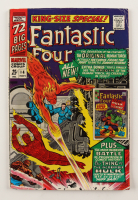 """1966 """"Fantastic Four"""" King Size Special Issue #4 Marvel Comic Book (See Description) at PristineAuction.com"""