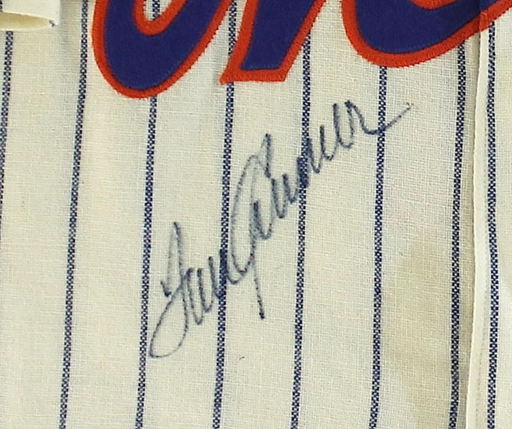 0c7f76e4dd9 Tom Seaver Signed Mets Jersey (JSA COA) at PristineAuction.com