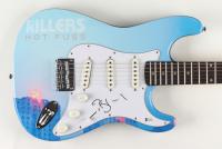 "Brandon Flowers Signed ""Hot Fuss"" 39"" Electric Guitar (Beckett COA) (See Description) at PristineAuction.com"