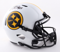 Cameron Heyward Signed Steelers Full-Size Lunar Eclipse Alternate Speed Helmet (Beckett Hologram) at PristineAuction.com