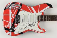 """David Lee Roth Signed Custom 39"""" Electric Guitar Inscribed """"2002"""" (JSA Hologram) (See Description) at PristineAuction.com"""