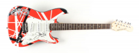 "David Lee Roth Signed Custom 39"" Electric Guitar Inscribed ""2002"" (JSA Hologram) at PristineAuction.com"