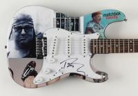 "Rob Thomas Signed Custom 39"" Electric Guitar (JSA COA) (See Description) at PristineAuction.com"