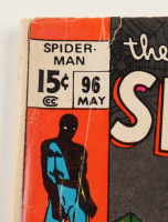 """1971 """"The Amazing Spider-Man"""" Vol. 1 Issue #96 Marvel Comic Book (See Description) at PristineAuction.com"""