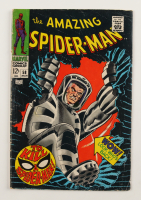 """1968 """"The Amazing Spider-Man"""" Vol. 1 Issue #58 Marvel Comic Book (See Description) at PristineAuction.com"""