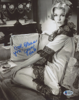 """Jean Hale Signed """"St. Valentine's Day Massacre"""" 8x10 Photo Inscribed """"God Bless You!"""" (Beckett COA) at PristineAuction.com"""