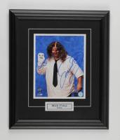 "Mick Foley Signed WWE 15.5x19.5 Custom Framed Photo Display Inscribed ""Socko"" (COJO COA) at PristineAuction.com"