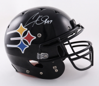 Cameron Heyward Signed Full-Size Authentic On-Field Helmet (Beckett Hologram) at PristineAuction.com
