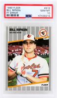 Bill Ripken 1989 Fleer #616A (PSA 10) at PristineAuction.com