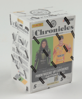 2021 Panini Chronicles NASCAR Blaster Box of (5) Packs at PristineAuction.com