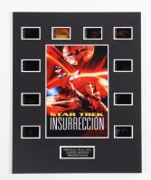 """Star Trek: Insurreccion"" LE 8x10 Custom Matted Original Film / Movie Cell Display at PristineAuction.com"