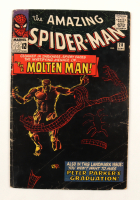 """1965 """"The Amazing Spider-Man"""" Vol. 1 Issue #28 Marvel Comic Book (See Description) at PristineAuction.com"""