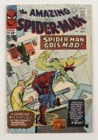 """1965 """"The Amazing Spider-Man"""" Vol. 1 Issue #24 Marvel Comic Book (See Description) at PristineAuction.com"""