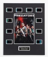 """Predators"" LE 8x10 Custom Matted Original Film / Movie Cell Display at PristineAuction.com"