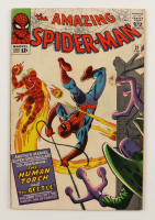 """1965 """"The Amazing Spider-Man"""" Vol. 1 Issue #21 Marvel Comic Book (See Description) at PristineAuction.com"""