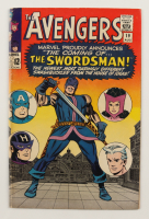 """1965 """"The Avengers"""" Vol. 1 Issue #19 Marvel Comic Book (See Description) at PristineAuction.com"""