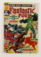 """Vintage 1967 """"Fantastic Four"""" King Size Special Issue #5 Marvel Comic Book (See Description) at PristineAuction.com"""