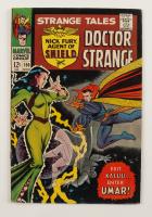 "1966 ""Strange Tales"" Vol. 1 Issue #150 Marvel Comic Book (See Description) at PristineAuction.com"