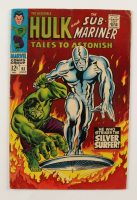 """1967 """"Tales to Astonish"""" Vol. 1 Issue #93 Marvel Comic Book (See Description) at PristineAuction.com"""