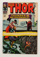 """1966 """"Thor"""" Vol. 1 Issue #130 Marvel Comic Book (See Description) at PristineAuction.com"""